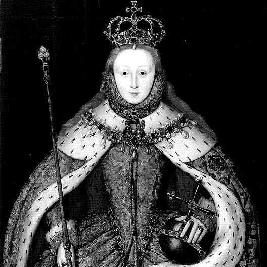 My favourite version of Elizabeth I.