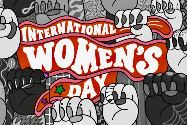 Celebrating Angry Women (Happy International Women's Day)